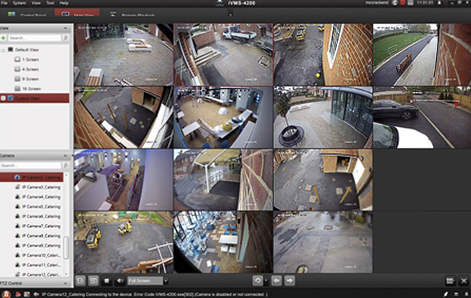 2018 – Lord Wandsworth College – CCTV Upgrade