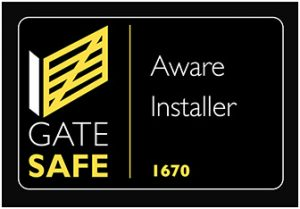 Certified Gate Safe Aware Installer