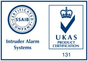 Intruder Alarm Systems SSAIB Certified