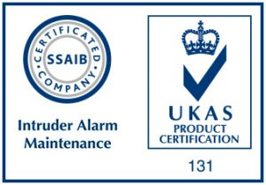 Intruder Alarm Maintenance SSAIB Certified